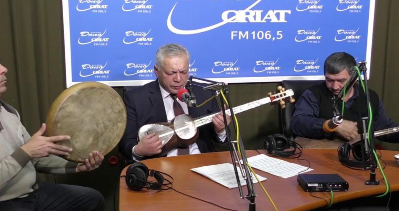 Dastur mehmoni Abduvoris Qodirov