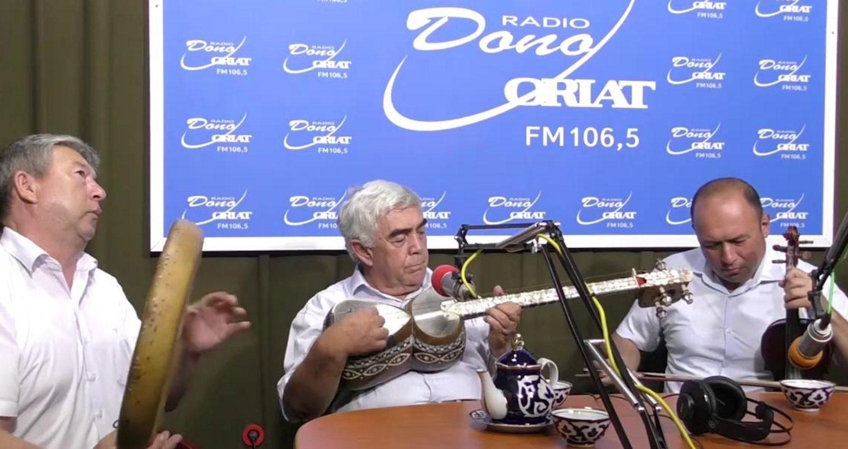 Dastur mehmoni Hojimurod Umarov