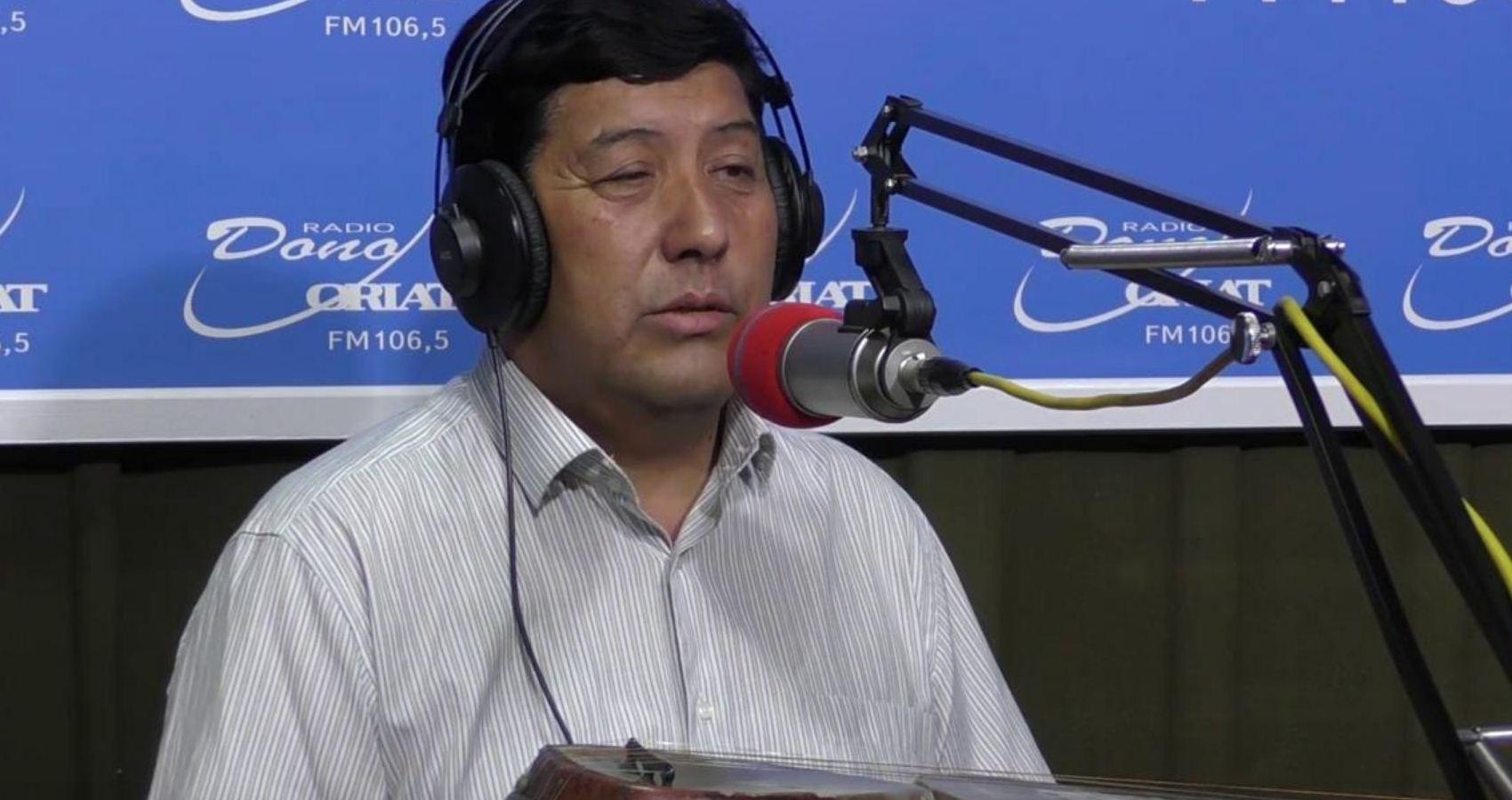 Dastur mehmoni Karimboy Rahmonov