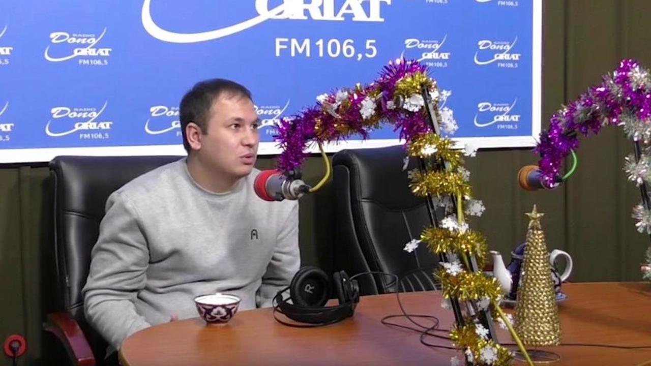 Dastur mehmoni Akbar Bekturdiyev