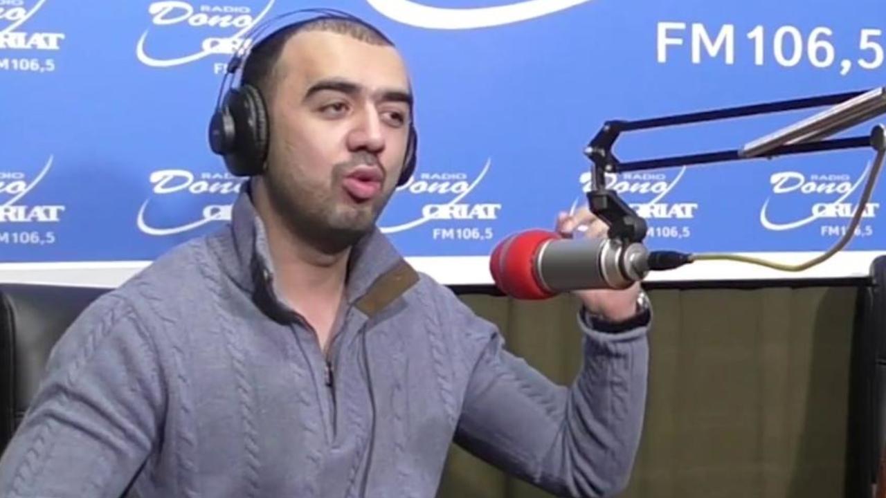 Dastur mehmoni Zohirshoh Jo'rayev