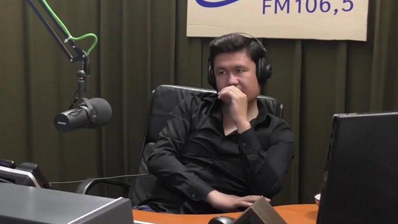 Dastur mehmoni Jenisbek Piyazov