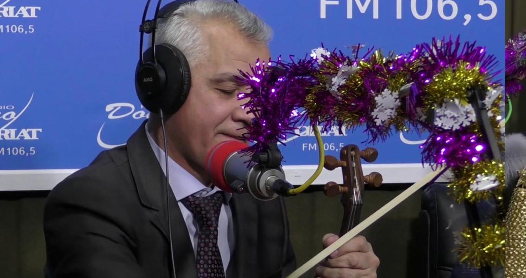 Dastur mehmoni Salohiddin Azizboyev