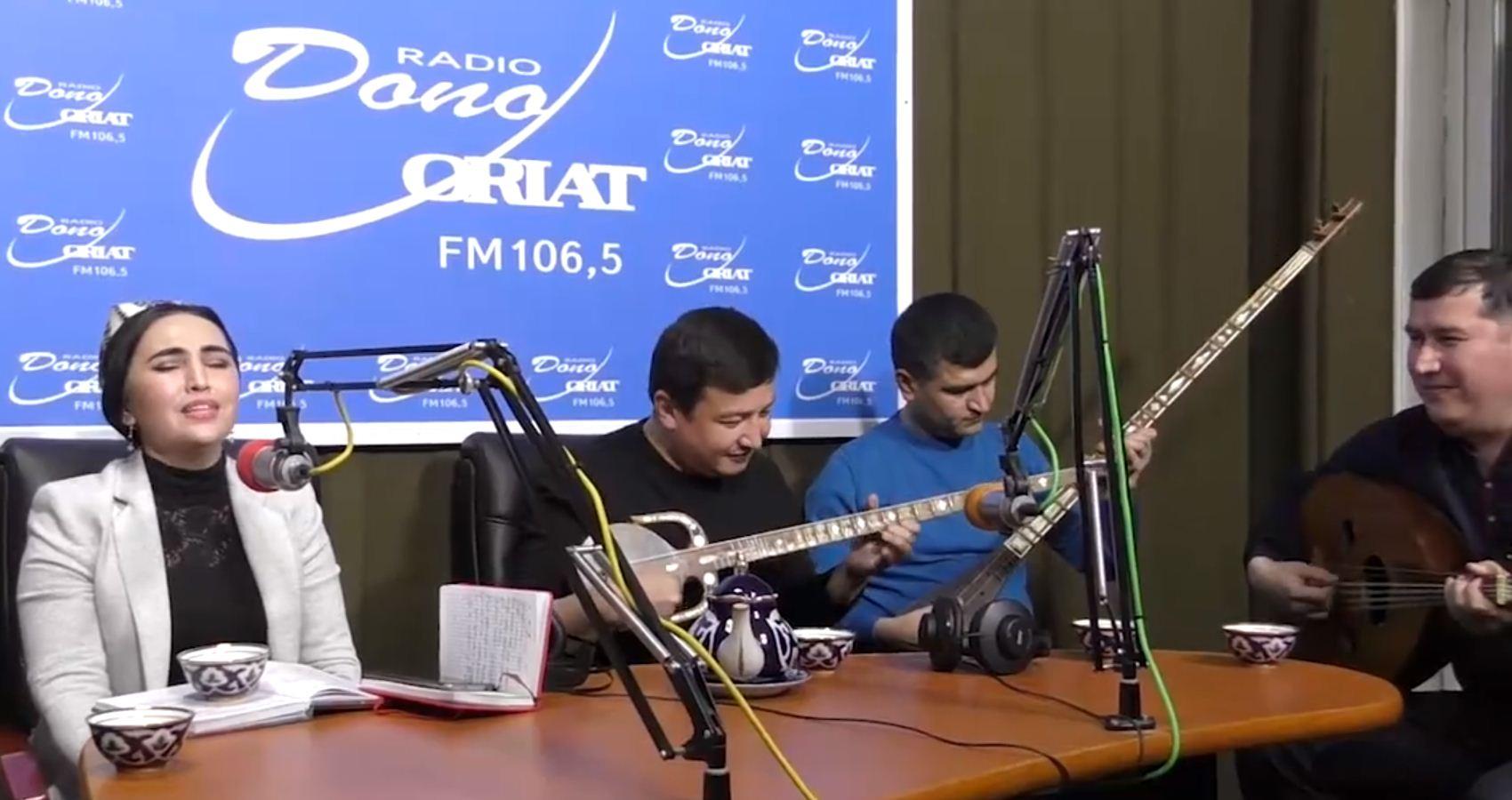 Dastur mehmoni Fazilat Ahmedova