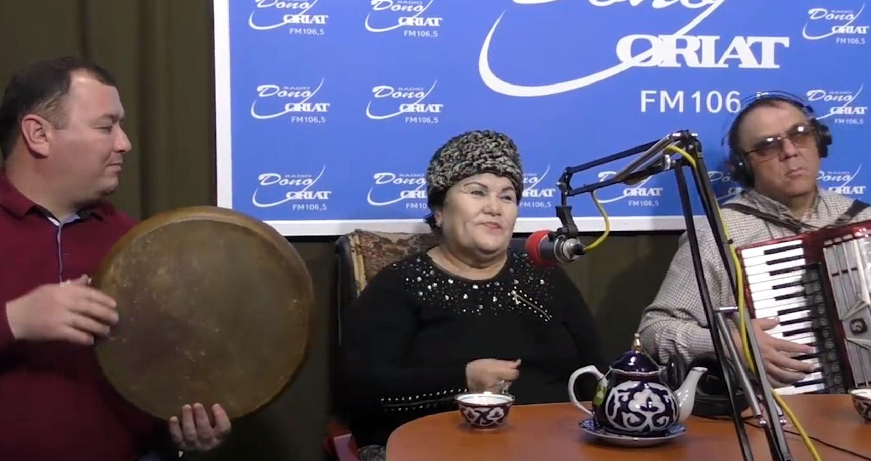 Dastur mehmoni Sultonposhsha O'dayeva