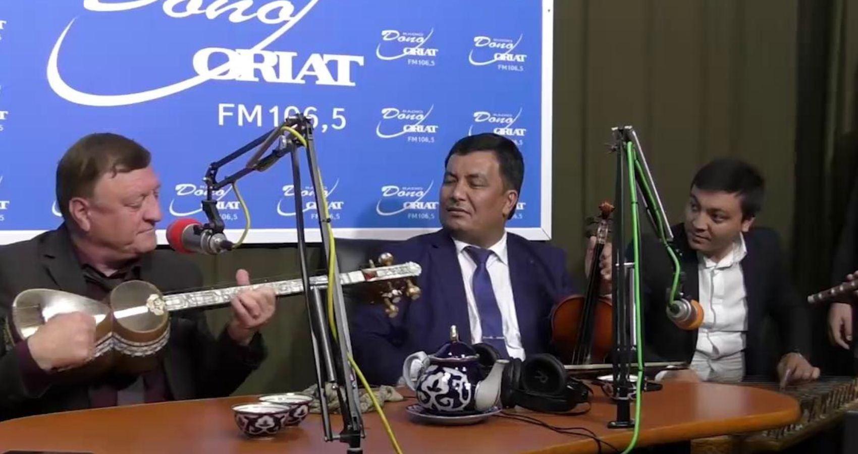 Dastur mehmoni Asadulla Atoullayev